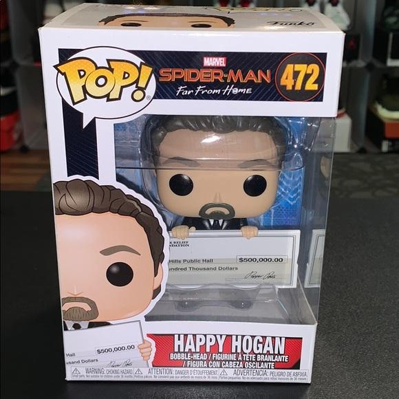 Funko POP! Happy Hogan #472